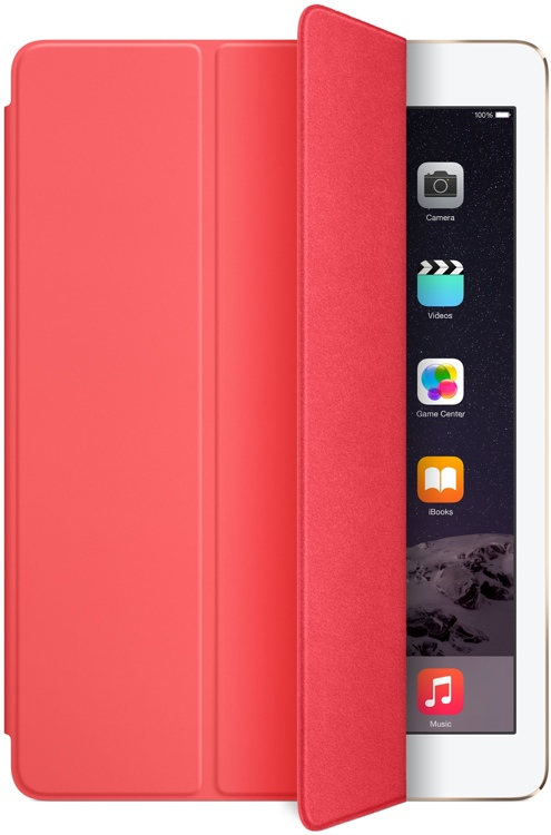 Apple iPad Air 2 Smart Cover - Pink image 1