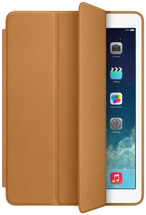 Apple iPad Air Smart Case - Brown image 1