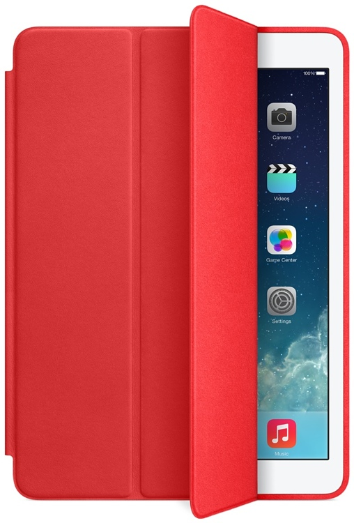 Apple iPad Air Smart Case - Red image 1