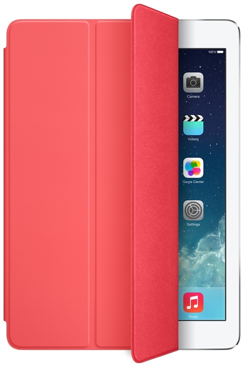 Apple iPad Air Smart Cover - Pink image 1