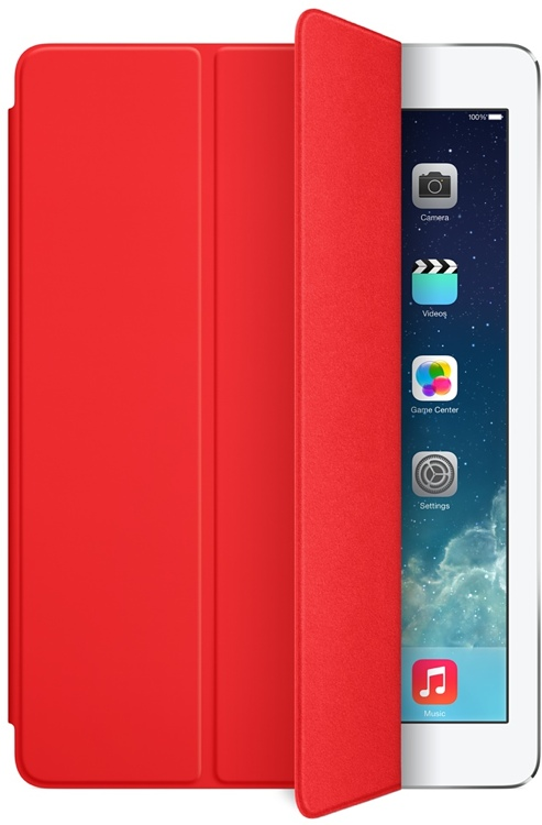Apple iPad Air Smart Cover - Red image 1