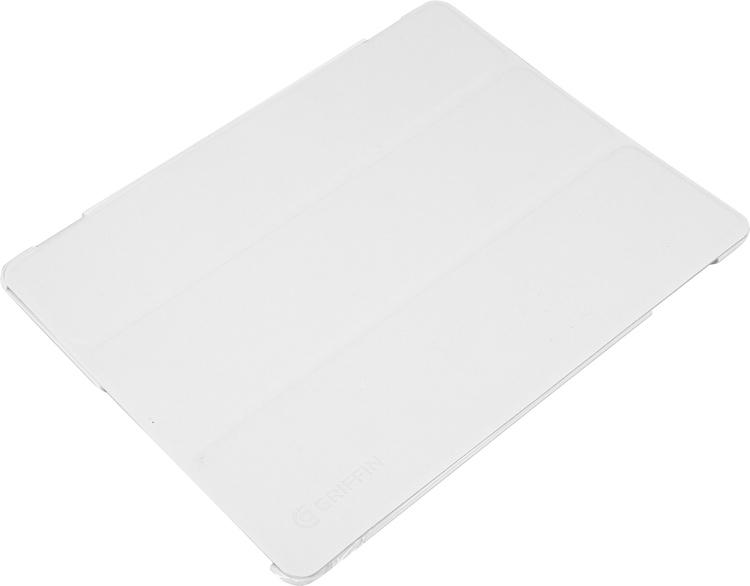 Griffin IntelliCase - iPad Folio Case, White image 1