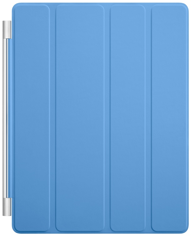 Apple iPad Smart Cover - Blue image 1