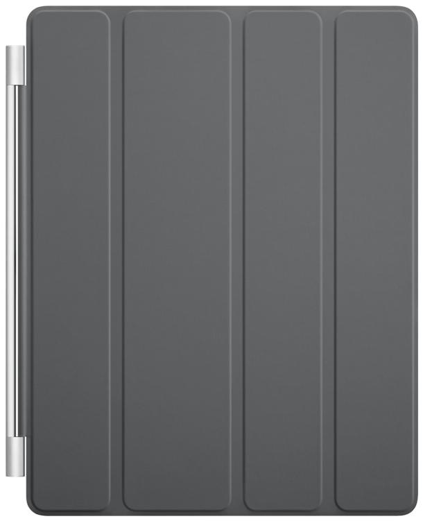 Apple iPad Smart Cover - Dark Grey image 1
