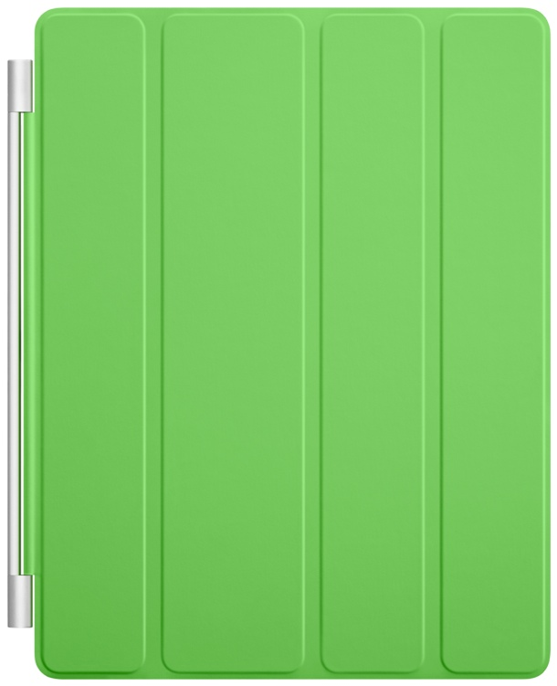 Apple iPad Smart Cover - Green image 1