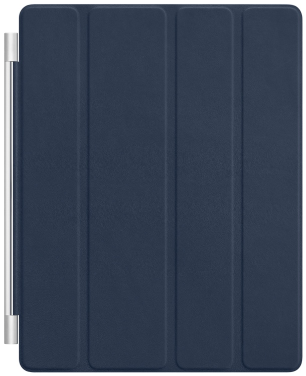 Apple iPad Smart Cover - Navy image 1