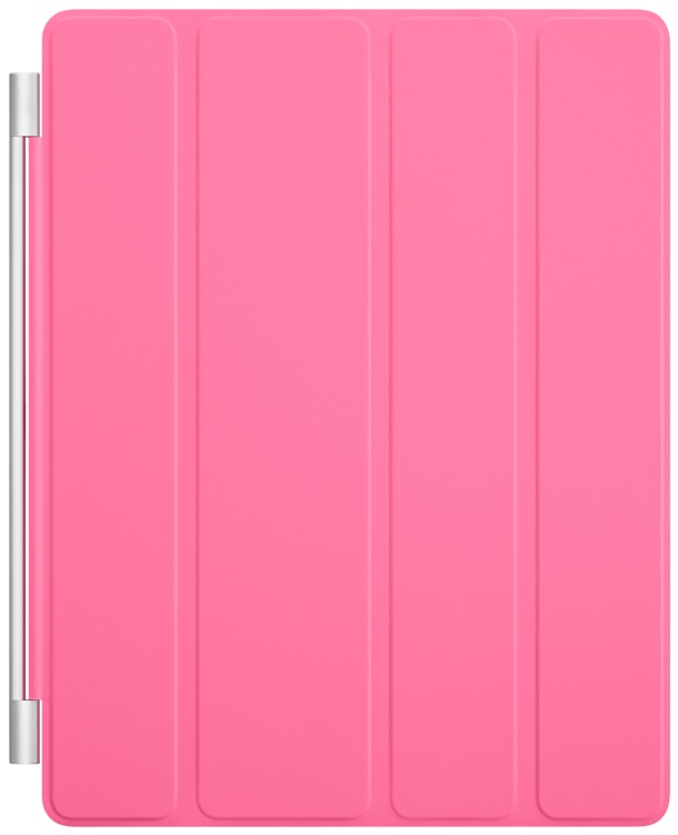 Apple iPad Smart Cover - Pink image 1