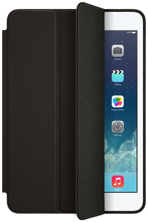 Apple iPad mini Smart Case - Black image 1