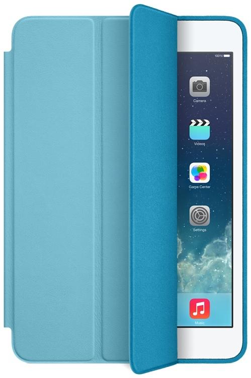 Apple iPad mini Smart Case - Blue image 1