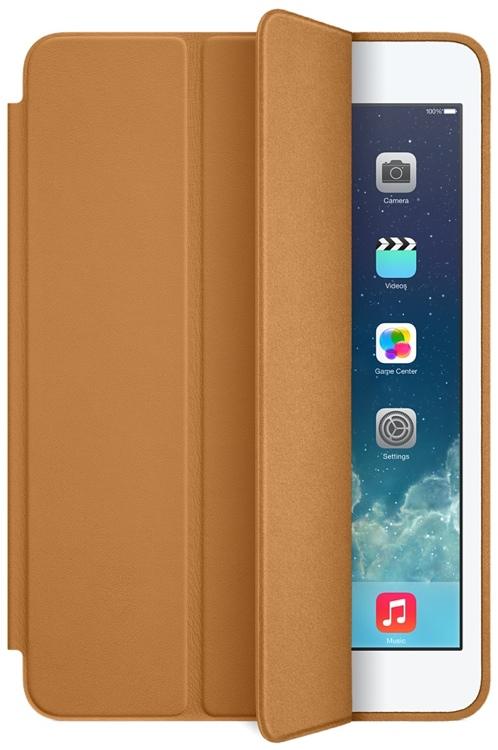 Apple iPad mini Smart Case - Brown image 1