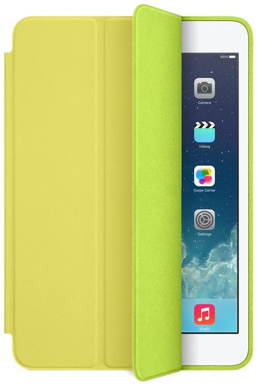 Apple iPad mini Smart Case - Yellow image 1