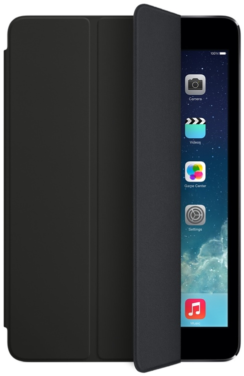 Apple iPad mini Smart Cover - Black image 1