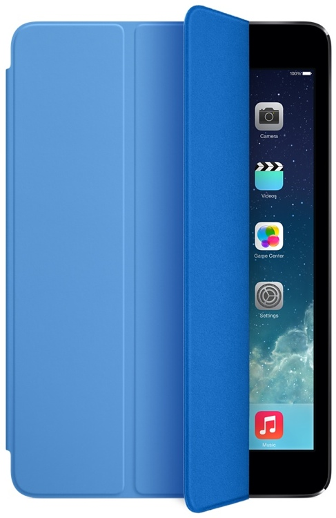 Apple iPad mini Smart Cover - Blue image 1
