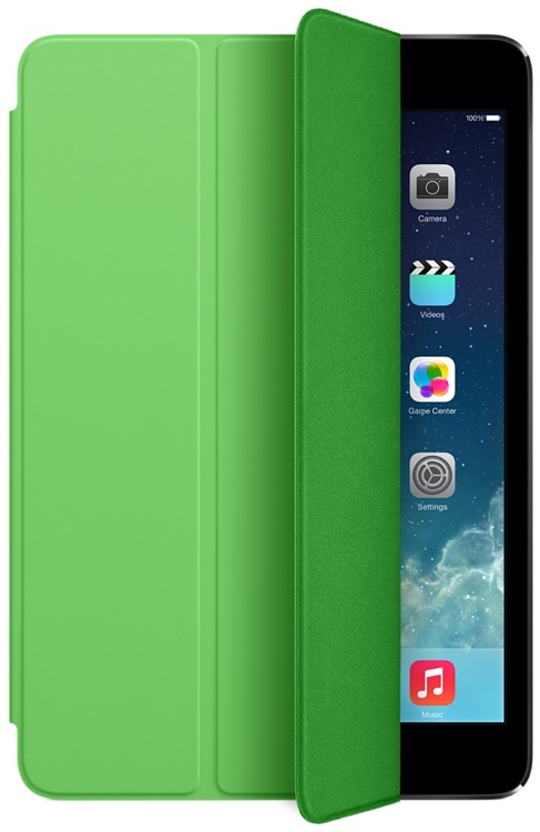 Apple iPad mini Smart Cover - Green image 1
