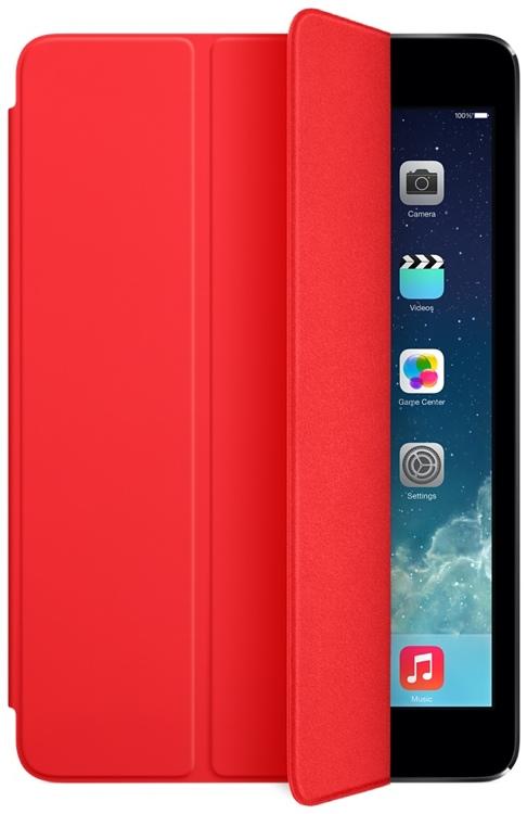 Apple iPad mini Smart Cover - Red image 1