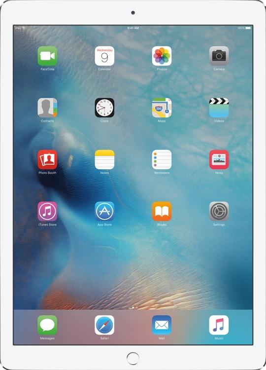 Apple iPad Pro Wi-Fi + Cellular 128GB - Silver (Apple SIM) image 1