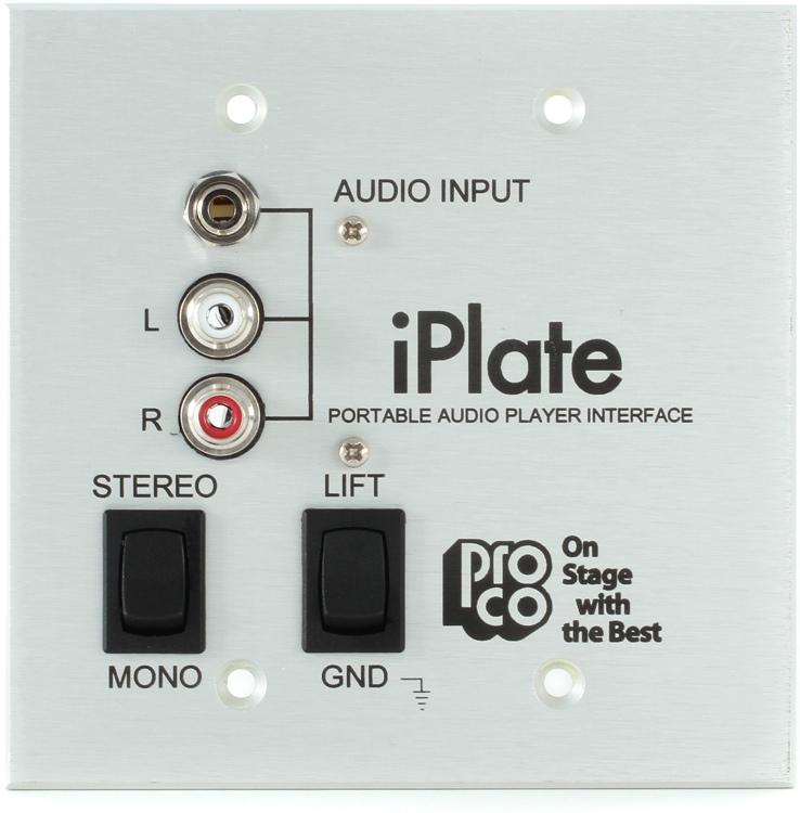 Pro Co iPlate image 1