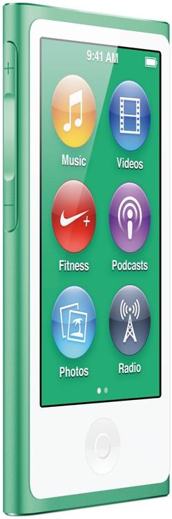 Apple iPod nano - 16GB - Green image 1