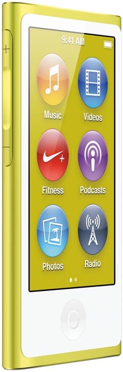 Apple iPod nano - 16GB - Citrus image 1