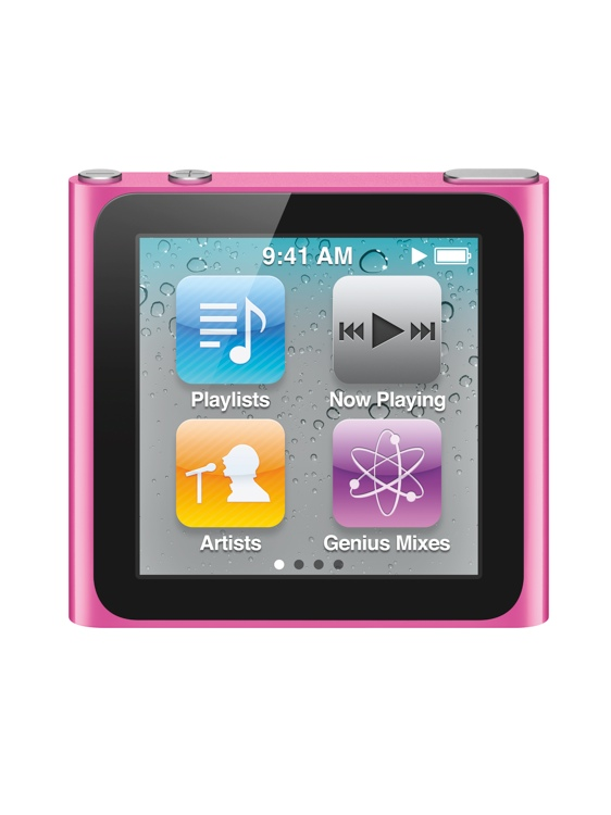 Apple iPod nano - 8GB - Pink image 1
