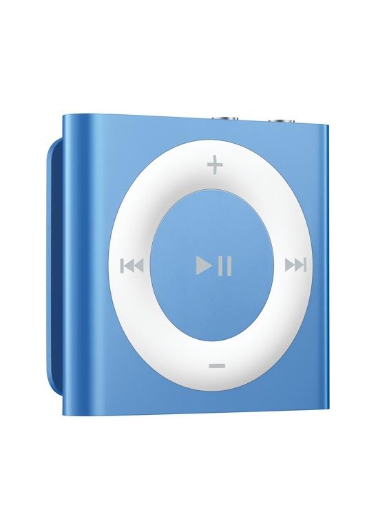 Apple iPod shuffle - Blue image 1