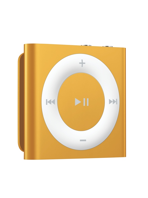 Apple iPod shuffle - Orange image 1