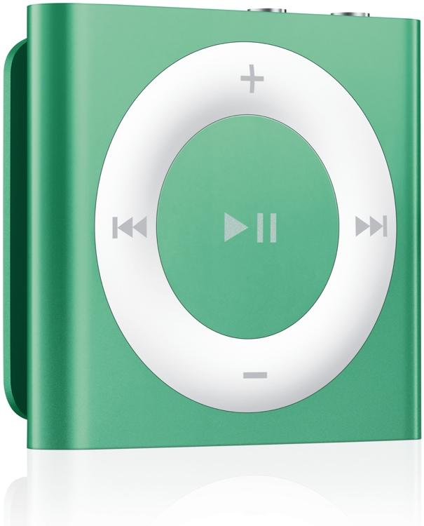 Apple iPod Shuffle - Green image 1