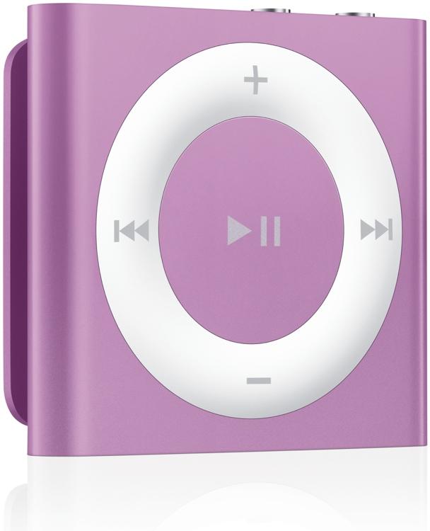Apple iPod Shuffle - Purple image 1