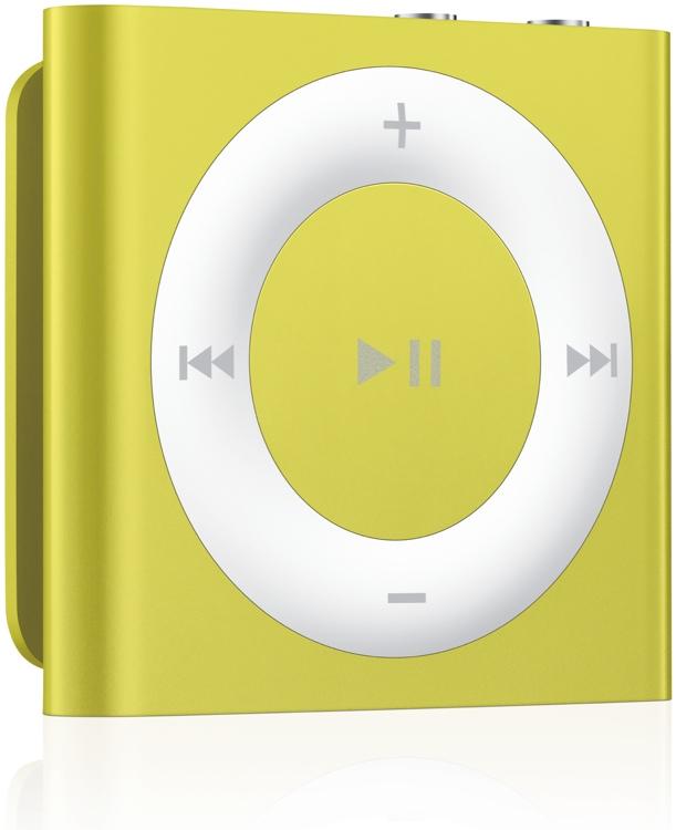 Apple iPod Shuffle - Yellow image 1