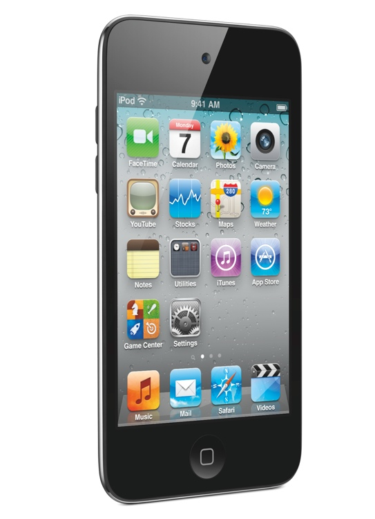 Apple iPod touch - 8GB - Black image 1