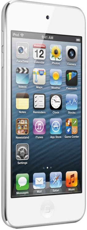 Apple iPod touch - 16GB - White image 1