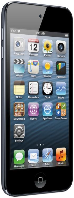 Apple iPod touch - 32GB - Black image 1
