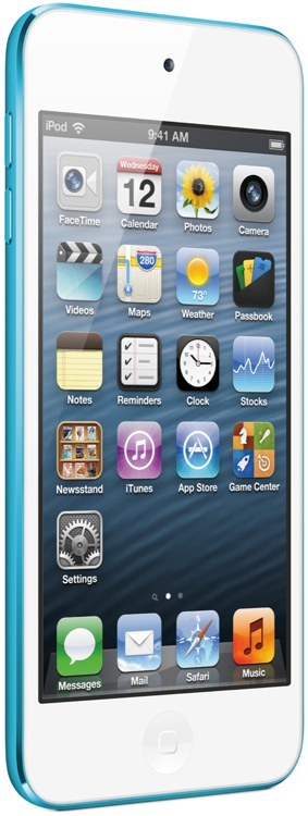 Apple iPod touch - 64GB - Blue image 1