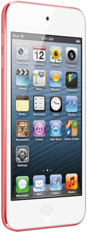 Apple iPod touch - 64GB - Pink image 1
