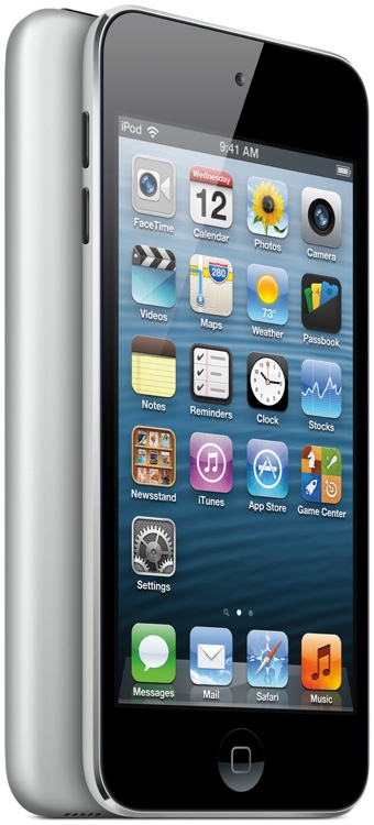 Apple iPod Touch - 16GB - Black & Silver image 1