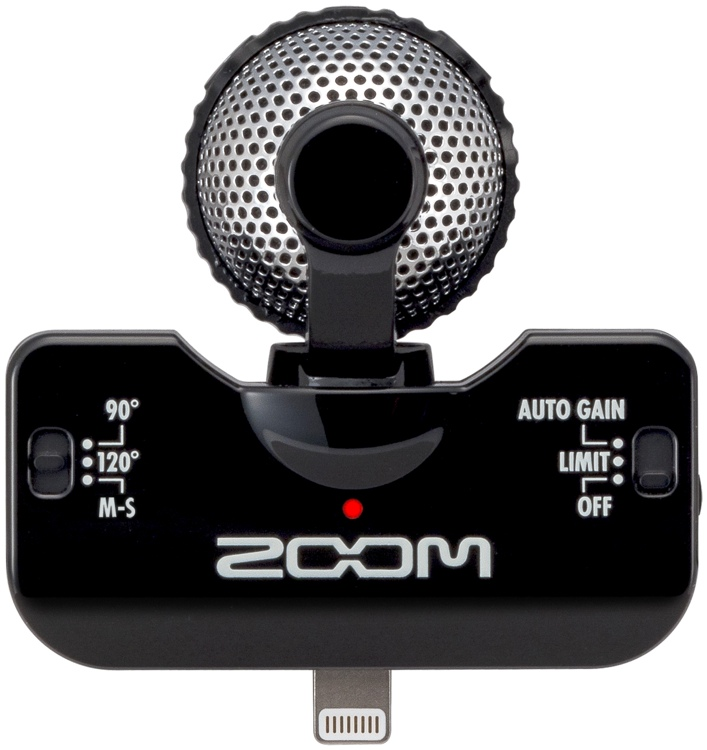 Zoom iQ5 - Black image 1