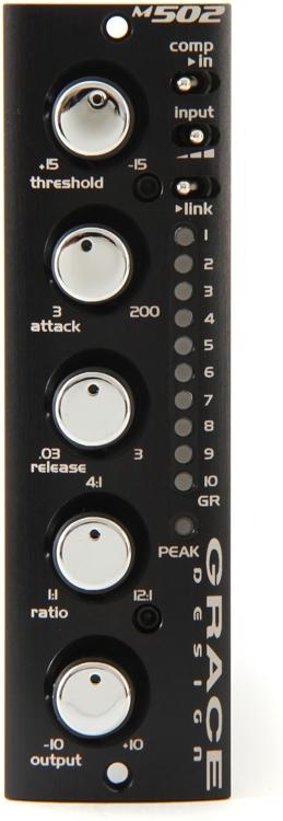 Grace Design m502 Optical Compressor image 1