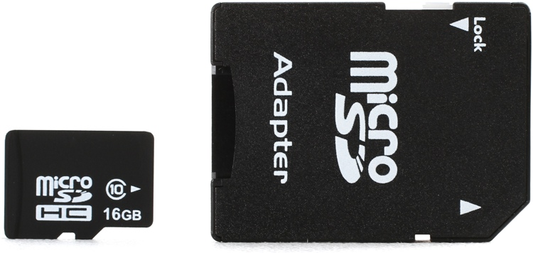 Top Tier  - 16 GB, Micro, Class 10 image 1