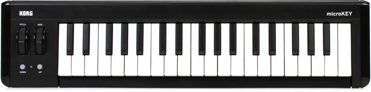 Korg microKEY2 37 Mini-Key Controller image 1