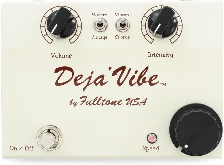 Fulltone Mini-DejaVibe image 1