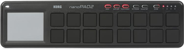 Korg nanoPAD2 - Black image 1