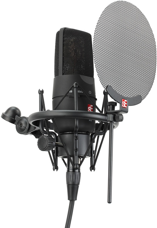 sE Electronics X1 Vocal Pack image 1