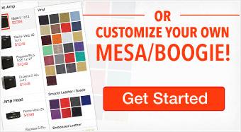 Mesa Boogie Configurator