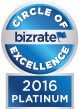 Bizrate Customer Certified: 2016