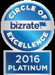 Bizrate Customer Certified: 2016