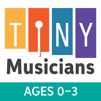 Tiny Musicians - October Sessions