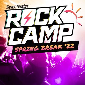 Rock Camp Spring Break '22