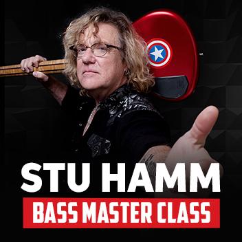 Stu Hamm Bass Master Class