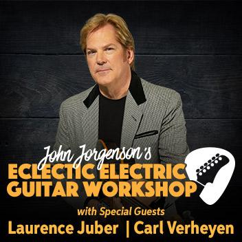 John Jorgenson's Eclectic Electric Guitar Workshop