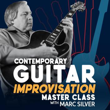 Contemporary Guitar Improvisation Master Class<br /><em><small>with Marc Silver</small></em>